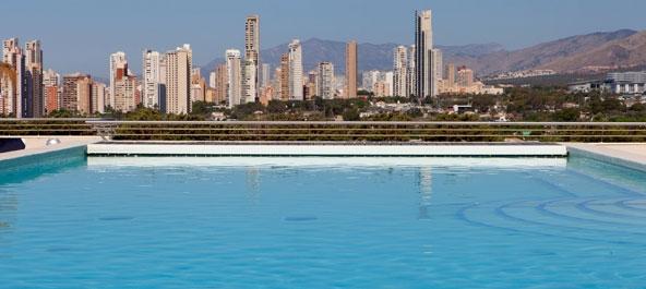 Hotel Deloix | Outdoor pool